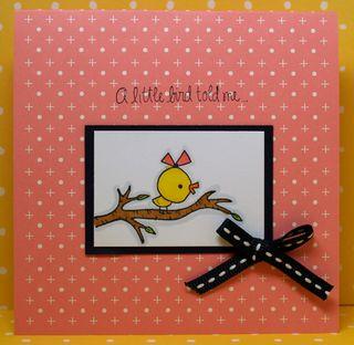Mango birdie